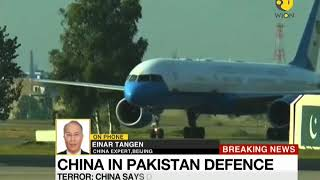Breaking News: China in Pakistan defence