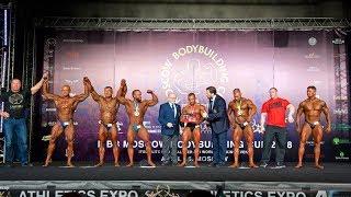 Moscow Bodybuilding Cup 2018! 15.04.2018 абсолютная категория ББ