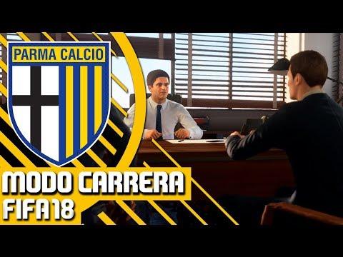 FIFA 18 Modo Carrera: CIERRE DEL MERCADO DE FICHAJES - Ep. 3 Parma