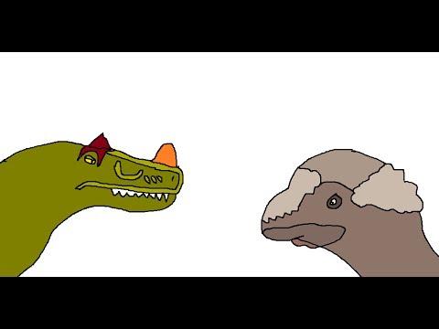 BRS3 Ceratosaurus VS P