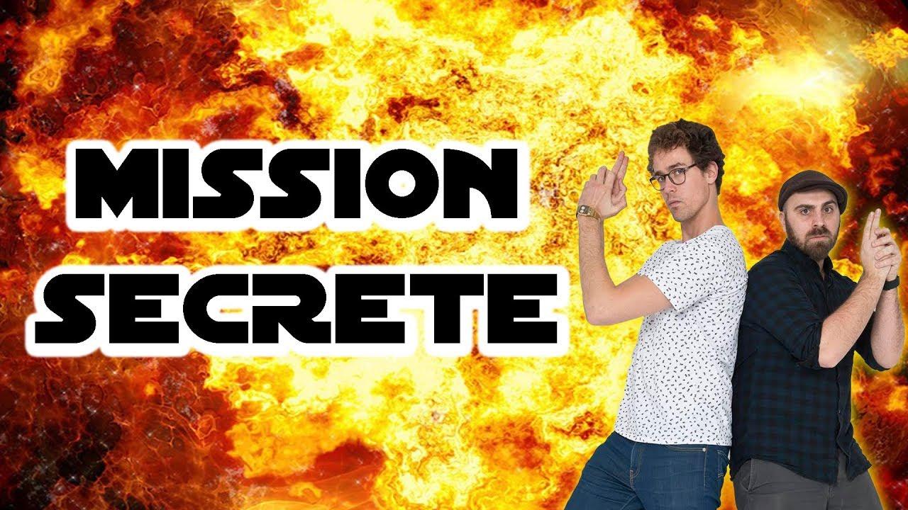 Mission Secrète – Bapt&Gael feat Jérôme Niel