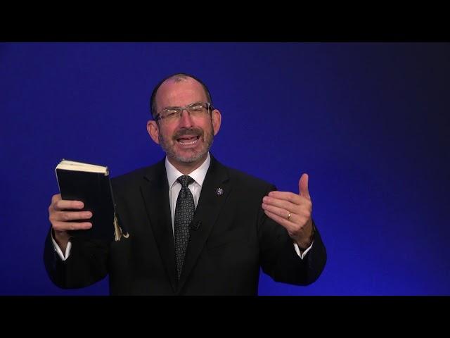 Mateus 3 - Parte 2 - Dr. Baruch Korman