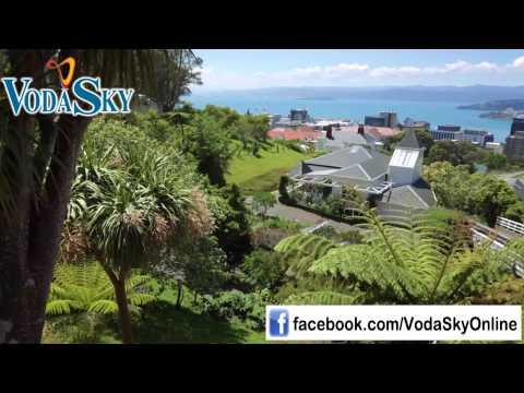 Wellington Travel Guide VodaSky