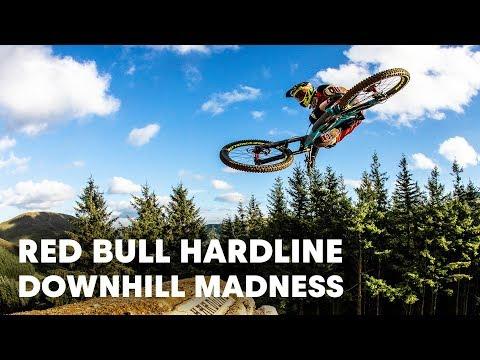 Red Bull Hardline 2018 FULL TV REPLAY
