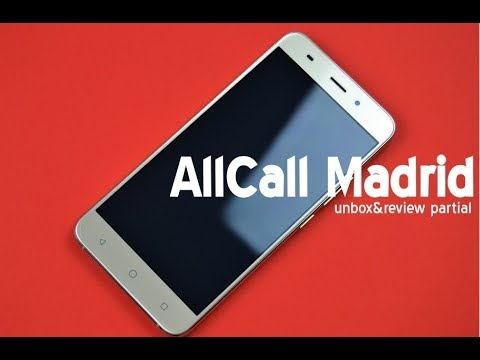 AllCall Madrid, unboxing in limba romana si review partial