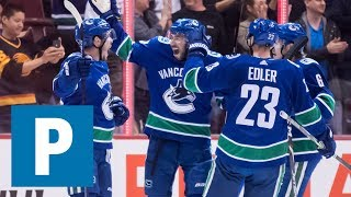Canucks grasp at slim playoff hopes | The Province
