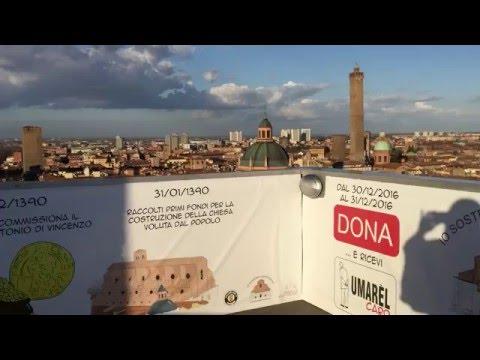 Terrazza Panoramica di San Petronio  YouTube