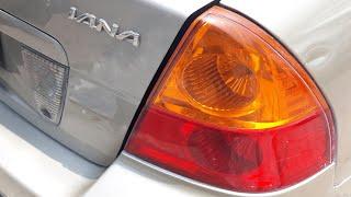 Suzuki Liana 2007 Complete Review