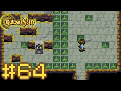Let's Play Golden Sun: The Lost Age #64 - Anemos Inner Sanctum P.2