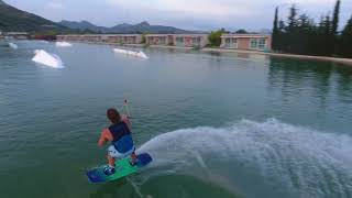 Hyperlite Wishbone 2018 Cable Wakeboard