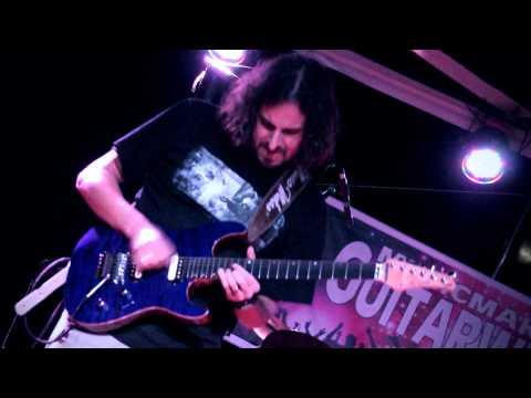 Guitarra Rock-Tiago de Moura - Rain (Ao Vivo)