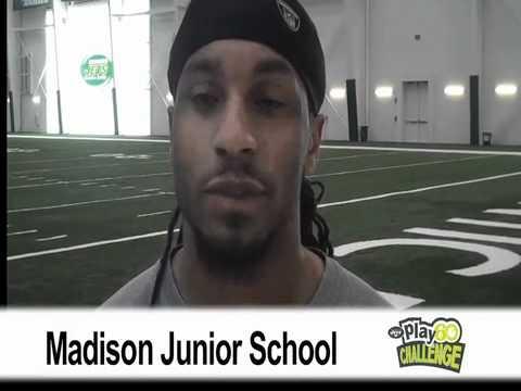 Kyle Wilson Madison Junior School Final Message
