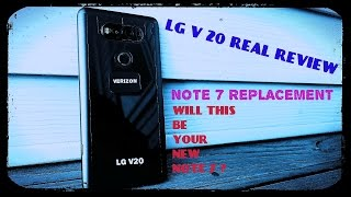 lg v20 real review 48 hours later