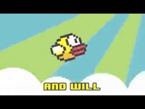 Flappy bird song karaoke