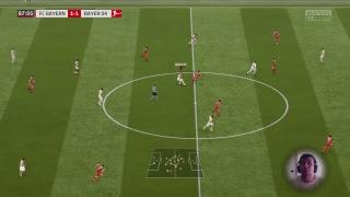 FIFA18 | MODO CARREIRA | LEVERKUSEN | BAYER x BAYERN