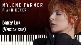 Mylène Farmer Lonely Lisa Piano Cover