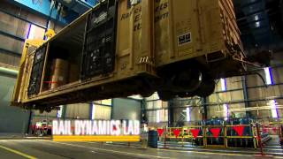 TTCI: World Premier Freight Rail Research & Testing Facility (Innovation)