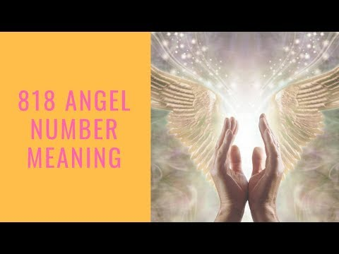 818 Angel Number: Have Faith In Your Abilities