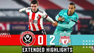 EXTENDED Premier League highlights | Sheffield United 0-2 Liverpool | Firmino & Jones goals in EPL