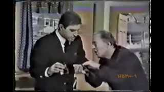 Soupy Sales Hour - Soupy & Frank Nastasi Segment. In Color