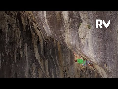 Seb Bouin: Story of a first ascent (9a+) | Relais Vertical, Ep.87