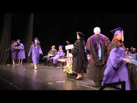 Penn College Commencement: August 8, 2015