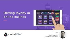 Driving loyalty in online casinos - iGaming Business webinar
