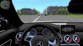 ПОЕХАЛИ ЧИПАНУТЬ МЕРИН -  ВПРАВЛЯЕМ МОЗГИ МАШИНЕ В CITY CAR DRIVING + ИГРАЕМ НА РУЛЕ!! РП ЗАДАНИЯ