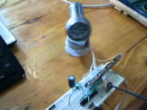 Вечный энкодер (валкодер) с устойчивыми положениями из шагового.