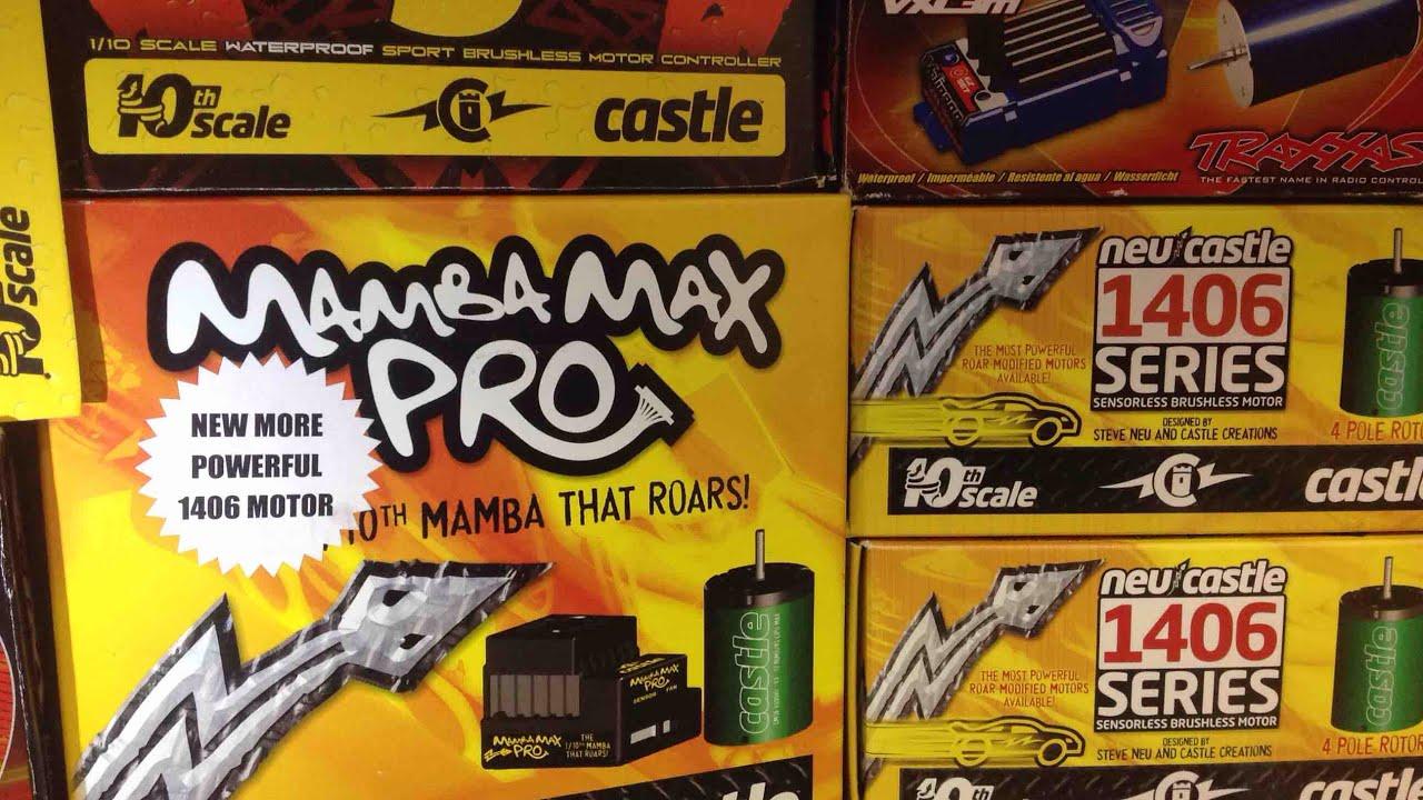 max mamba