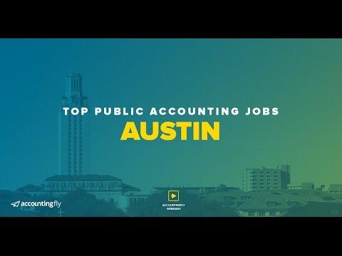Top Public Accounting Jobs: Austin