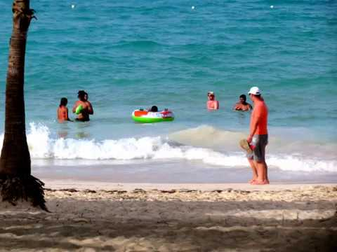 Playa Arena Gorda Punta Cana, Dominican Republic Pt.3