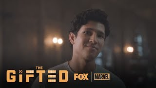 Wes Introduces Himself To Lauren | Season 1 Ep. 6 | THE GIFTED