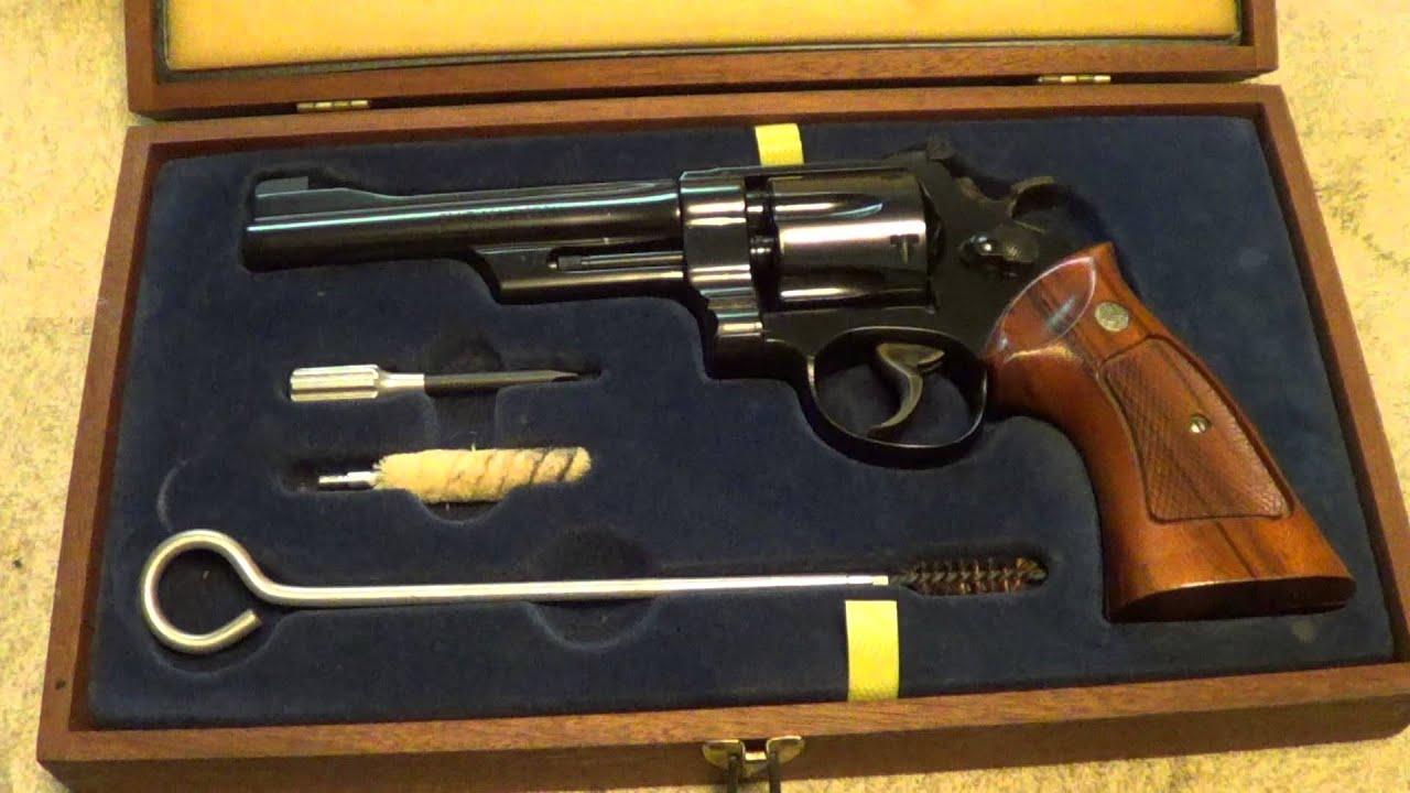 smith wesson model 27 2 revolver 357 magnum youtube rh youtube com Smith Wesson Model 19 Parts S&W Model 686