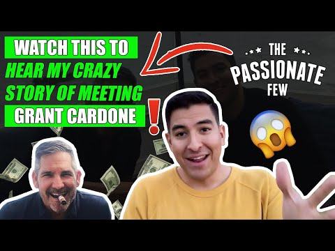 My Crazy Story Of How I Got An Interview W/ GRANT CARDONE! 🤑😱😂 (#WhateverItTakes) Millionaires