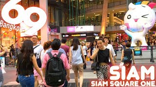 Siam Square One / Shopping and Restaurants