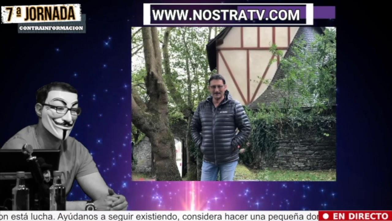 UNA EXPLICACION DE PORQUE HEMOS LLEGADO HASTA AQUI. Esta es mi aportación a Nostra TV,  26/04/2020