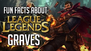 Fun Facts about League of Legends: Graves