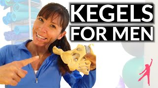 Repeat youtube video How to Kegel for Men - Professional Guide to Effective Kegel Strength Exercises