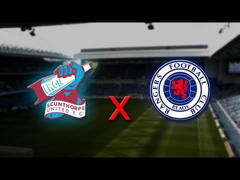 4. Scunthorpe United F.C. - Rangers F.C. [First match Football League 2]