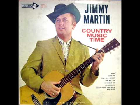 Country Music Time [1962] - Jimmy Martin