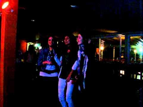 Karaoke Andorra. Festa Major Santa Coloma al Restaurant piscines riberaygua Andorra