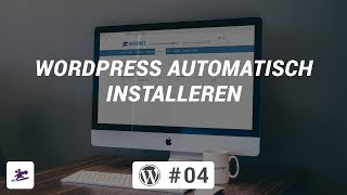 WordPress automatisch installeren | WordPress-instructievideo