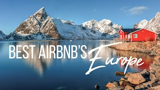 Gambar cover How To Travel In Europe Cheaply | Most Affordable AirBnb's in Europe