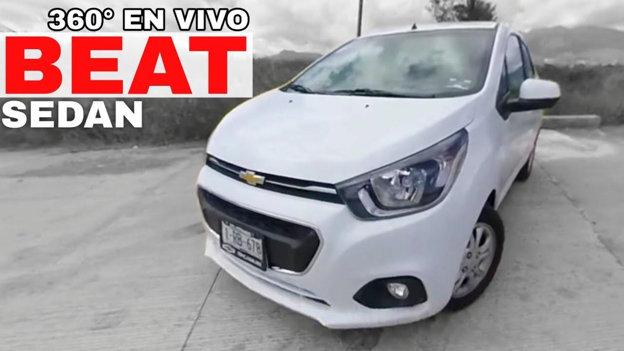 Nuevo Chevrolet Beat Sedan 2019 Mejor Auto Subcompacto Para