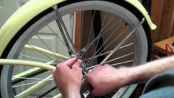 Installing Front and Rear Bicycle Fenders - Beachbikes.com