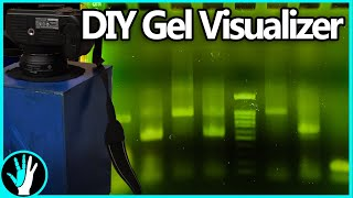 Building a Gel Doc - The secret to perfect gel images