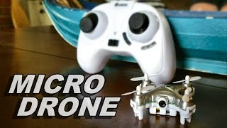 Eachine E10C Pro Cam 720p Micro Drone Review & Flight - TheRcSaylors(Buy the Eachine E10C Pro Cam here ..., 2016-05-04T22:16:07.000Z)