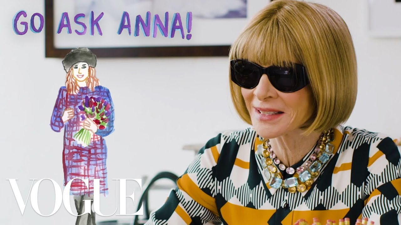 Anna Wintour on Kate Middleton's Holiday Looks and How to Plan the Perfect Holiday Party | Vogue