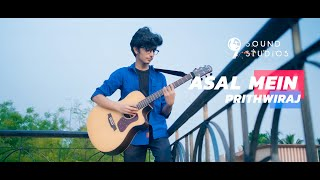 Asal Mein   Darshan Raval   Cover   Prithwi Unplugged   9 Sound Studios   4K